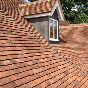 Full roof replacement by our talented staff in Middlesex